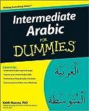 Intermediate Arabic For Dummies by Massey, Keith Bilingual Edition (2008)