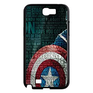 Generic Case Captain America For Samsung Galaxy Note 2 N7100 G7Y6657789