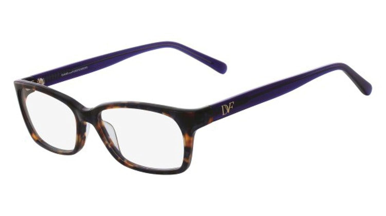 Eyeglasses Diane von Furstenberg DVF 5088 400 BLUE TORTOISE