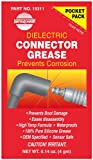 Versachem (15311-240PK) Dielectric Connector Grease - 4 Grams Pocket Pack, (Pack of 240)