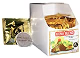 KONA BLEND COFFEE PODS - Good As Gold Coffee - (1 Box / 20 Coffee Pods)