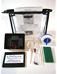 Compact EZ-1 Colloidal Silver Generator Package by LifeForce Devices