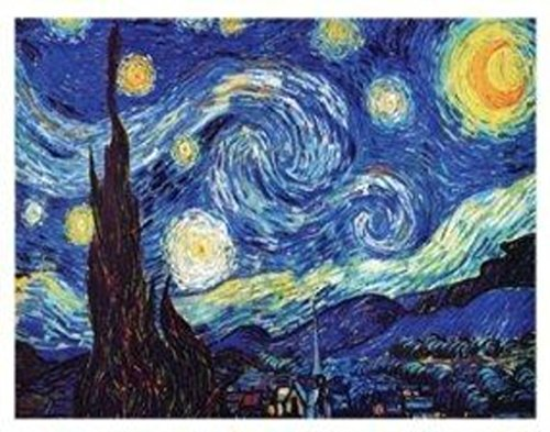 posters starry night