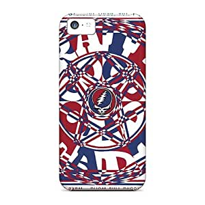 Iphone 5c Kri1676wZjz Provide Private Custom Trendy Grateful Dead Series Durable Hard Phone Cover -CristinaKlengenberg