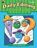Daily Editing Practice, Grade 2, Janelle Condra, 0743932226