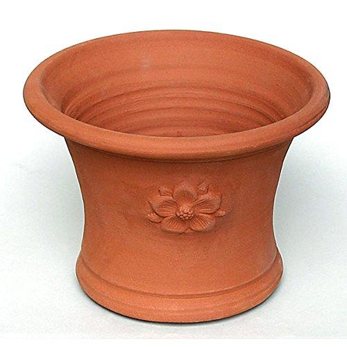 Willow Potteryの鉢 ブレアーズポット:BR 直径24cm ノーブランド品 B06XKN5XRQ