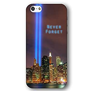 New York City Twin Towers September 11 Tribute Never Forget For SamSung Galaxy S6 Case Cover lim Phone Case
