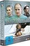 Der letzte Zeuge - Die komplette achte Staffel (Softbox) [3 DVDs]