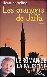 Les Orangers de Jaffa par Jean Bertolino
