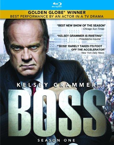 Blu-ray : Boss: Season One (Digital Theater System, Widescreen, )