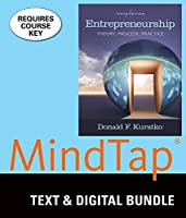 Bundle: Entrepreneurship: Theory, Process, and Practice, Loose-Leaf Version, 10th + LMS Integrated for MindTap Management, 1 term (6 months) Printed Access Card