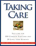 Taking Care, RH Disney Staff and Michael B. Jacobs, 0679777946