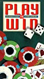 Play to Win:Insiders Guide to Gamblin [VHS]