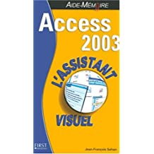Access 2003 -l'assistant visuel