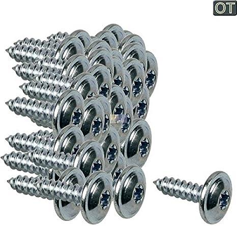 Tornillo Torx T15, 16 mm de largo, 40 pieza 9086532 Liebherr ...