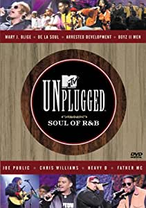 Soul of R&B - MTV Unplugged