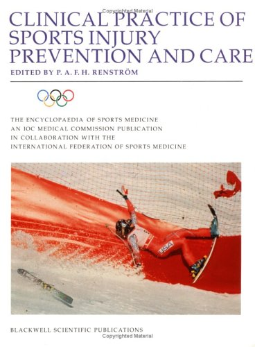 Clinical Practice of Sports Injury Prevention and Care, Vol. V