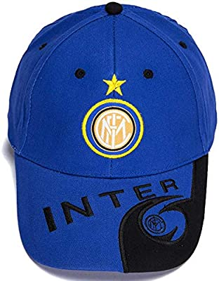Soccer Cap Great with Embroidered Authentic Baseball Cap Huanss New Internazionale Milano F.C