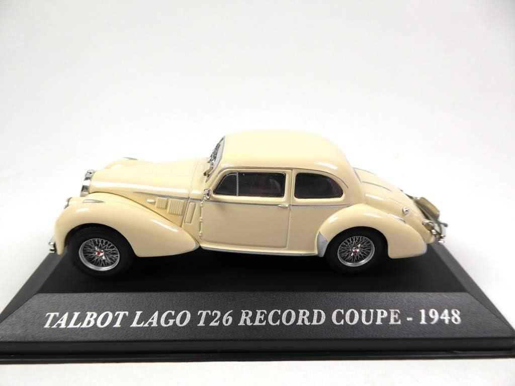 OPO 10 Ref: VA15 Talbot Lago T26 Record Coupe 1948 Voiture 1//43