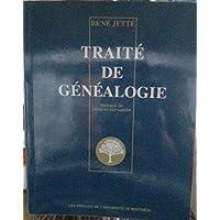 TRAITÉ DE GÉNÉALOGIE