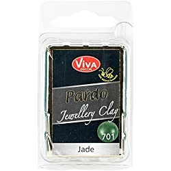 Viva Decor Pardo Jewelry Clay, 56g, Jade