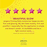 Jergens Natural Glow + FIRMING Daily