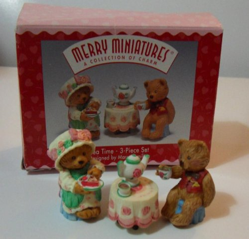 Hallmark Merry Miniatures Tea Time