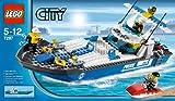 レゴ シティ ポリススピードボート 7287