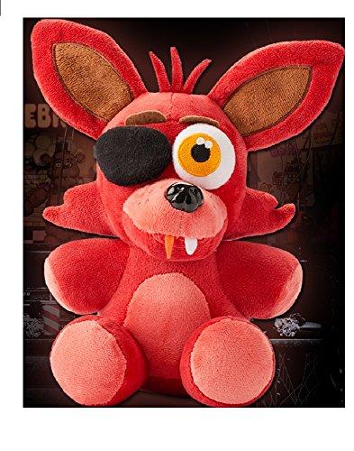 Five Nights At Freddys Fnaf Foxy Plush   Foxy The Pirate