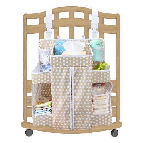 Infant Diaper Stacker (Biubee Baby Large Diaper Nursery Organizer-17.3