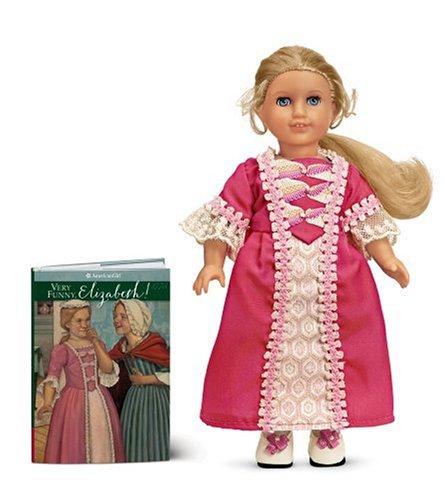 Download Elizabeth Mini Doll (American Girl Collection) pdf epub