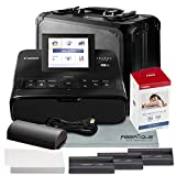 Best Color Photo Printers - Canon SELPHY CP1300 Compact Photo Printer (Black) Review