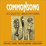 img - for Common Song: Acoustic Meditations book / textbook / text book