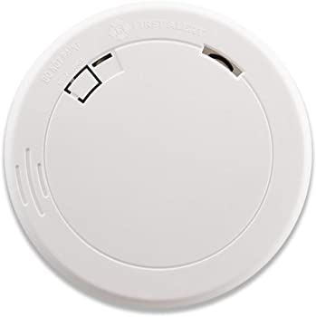 First Alert PR710 Slim Photoelectric Smoke Alarm