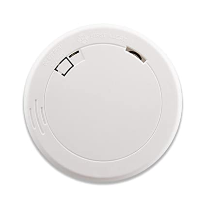 Smoke alarm keeps beeping without battery