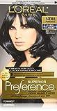 L'Oreal Paris Superior Preference Permanent Hair Colour NF02 Deepest Indigo, 1 EA