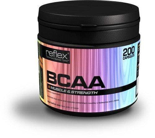 Reflex Nutrition BCAA 200 Caps