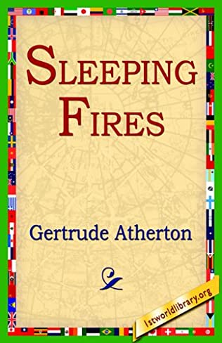 book cover of Sleeping Fires