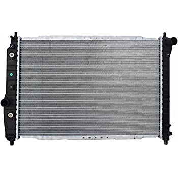 Klimoto Brand New Radiator fits Chevrolet Aveo Pontiac Wave Suzuki Swift 1.5L 1.6L L4 96536526 96536527 96536525 3260 21745 96816484 GM3010447 96443479 ...