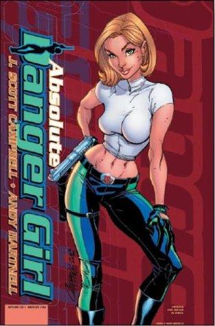 Absolute Danger Girl pdf epub