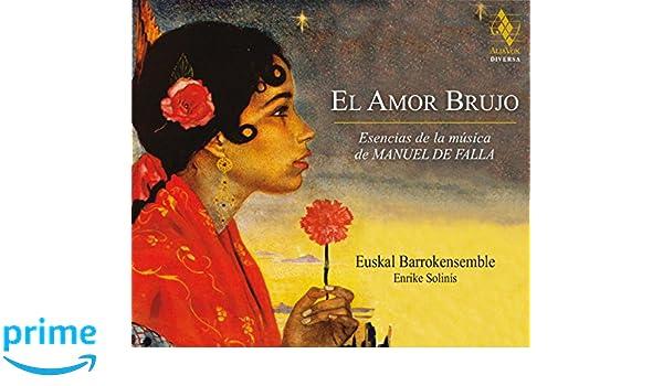 Euskal Barrokensemble, Enrike Solinís, Various - El Amor ...