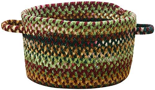 Capel Rugs Eaton Braided Basket, 16