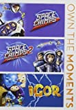 Space Chimps / Space Chimps 2 / Igor by 20th Century Fox