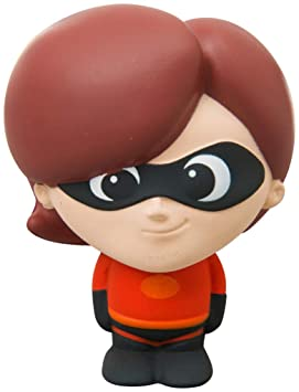 Los Increibles 2 Squishy Muñeco Antiestrés Squishys para Niños Muñecas Disney Pixar Squishies Kawaii Juguete para