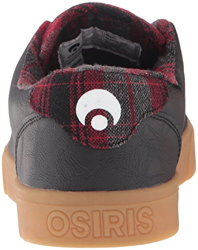 Osiris Plaid White Vulc Slappy Black Black Osiris Brown Slappy Vulc White Black RWWn6qp