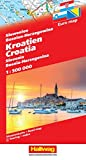 Slovenia / Croatia / Bosnia-Herzegovina 2017 (German, English, French and Italian Edition)