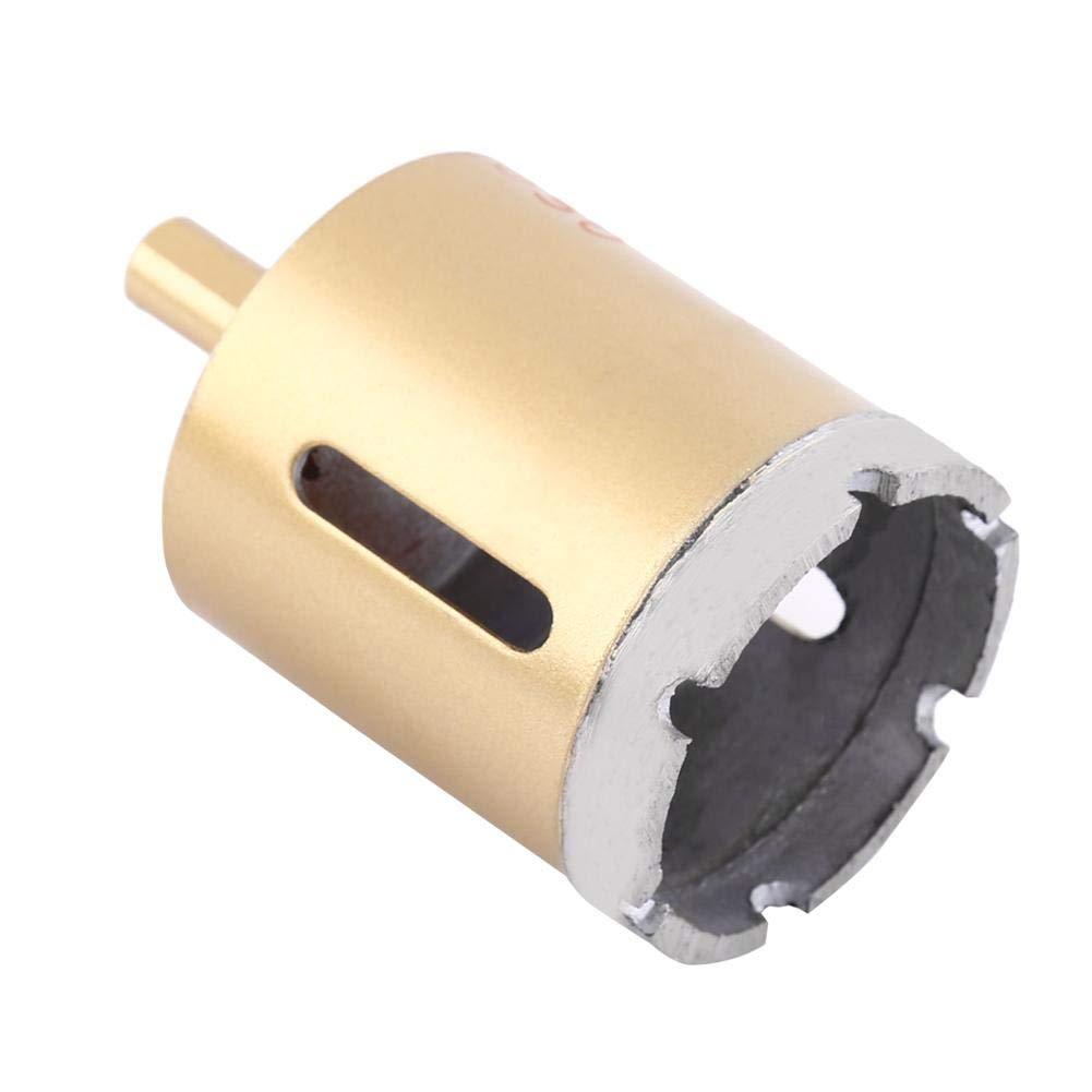 6mm Akozon 1 pc Diamant Tr/épan Scie Outil Pour Pierre De Verre En Marbre En C/éramique Taille En Option 6mm-50mm