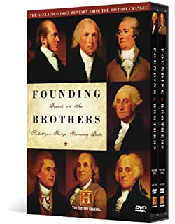 com founding brothers various the history channel founding brothers