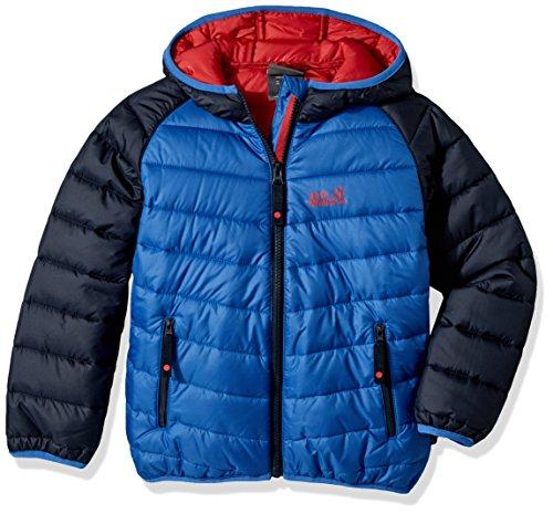 Jack Wolfskin K Zenon Jacket, Coastal Blue, Size 152 (11-12 Years) - 12 Walk Out Jacket