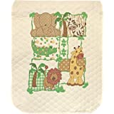 Dimensions 70-73880 Kimba Quilt, Stamped Cross Stitch